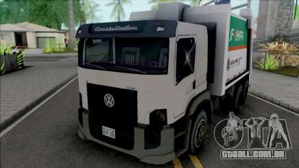 Volkswage Constellation 24.280 6x2 Garbage Truck para GTA San Andreas