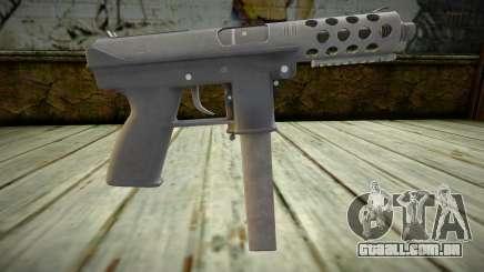 Quality TEC-9 para GTA San Andreas