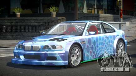 BMW M3 E46 G-Tuning L8 para GTA 4