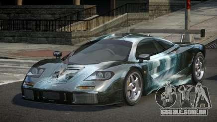 McLaren F1 GST-U PJ7 para GTA 4