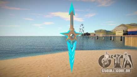 Legend Cosmic Gleam - Sword para GTA San Andreas