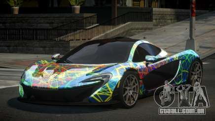McLaren P1 Qz S5 para GTA 4