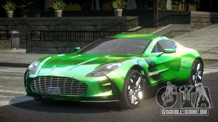 Aston Martin One-77 Qz S1 para GTA 4