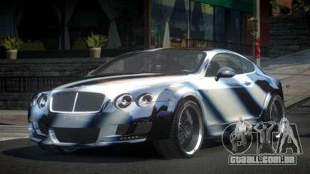 Bentley Continental ERS S8 para GTA 4
