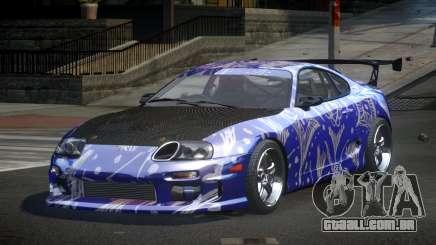Toyota Supra GS-I PJ9 para GTA 4