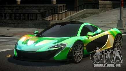 McLaren P1 Qz S1 para GTA 4