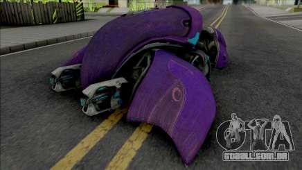 Ghost Halo 4 para GTA San Andreas