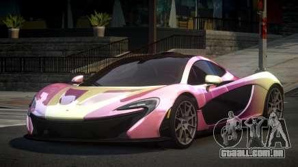 McLaren P1 Qz S10 para GTA 4