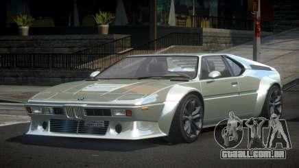 BMW M1 BS V1.0 para GTA 4