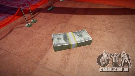 Remastered money (Dollars) para GTA San Andreas