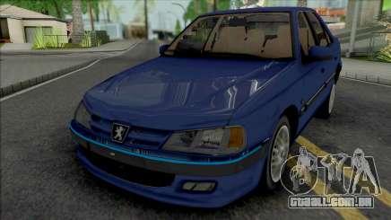 Peugeot Pars ELX [ADB IVF] para GTA San Andreas