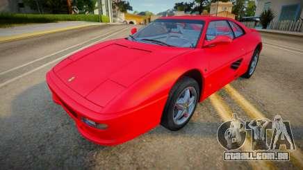 Ferrari F355 Berlinetta (good model) para GTA San Andreas
