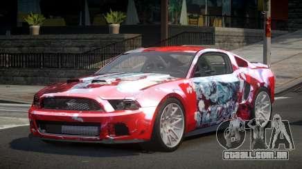 Ford Mustang GT-I L7 para GTA 4