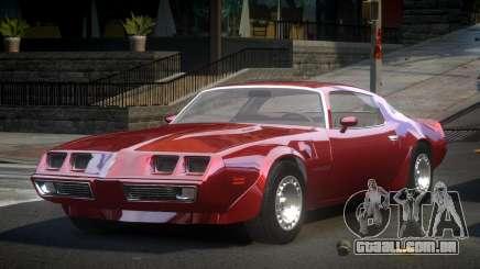 Pontiac TransAm GS-I para GTA 4