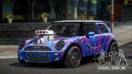 Mini Cooper Custom S1 para GTA 4