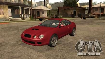 GTA V Karin Calico GTF para GTA San Andreas