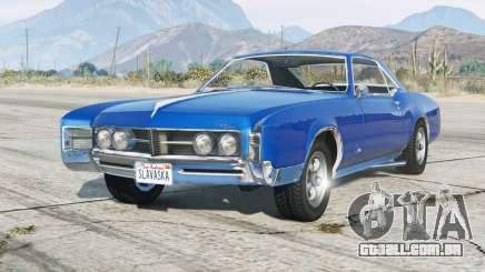 Buick Riviera 1967〡add-on v1.1 para GTA 5