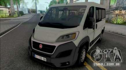 Fiat Ducato 2020 para GTA San Andreas