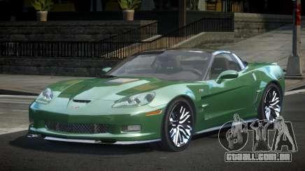 Chevrolet Corvette SP ZR1 para GTA 4
