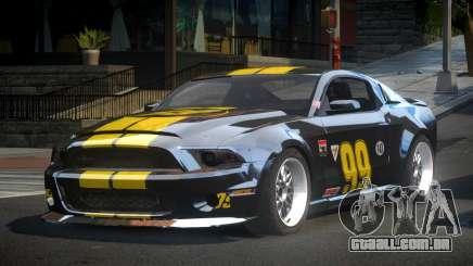 Shelby GT500 GS-U S1 para GTA 4