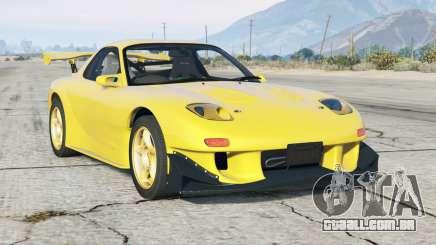 Mazda RX-7 Tipo R Re-Amemiya (FD3S)〡add-on v1.8 para GTA 5