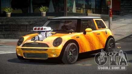 Mini Cooper Custom S9 para GTA 4