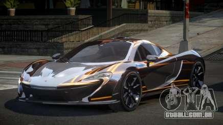 McLaren P1 GS-I L10 para GTA 4