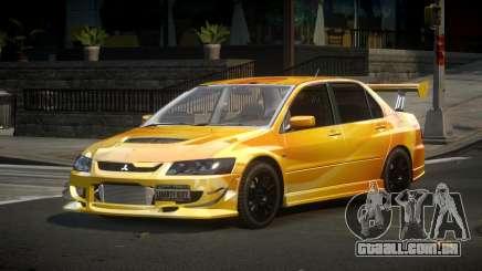 Mitsubishi Lancer Evolution VIII PSI S3 para GTA 4