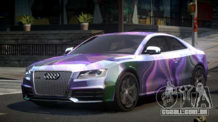 Audi RS5 GS S10 para GTA 4