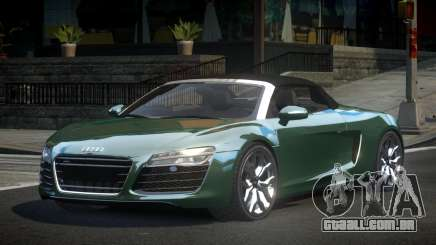 Audi R8 Qz para GTA 4