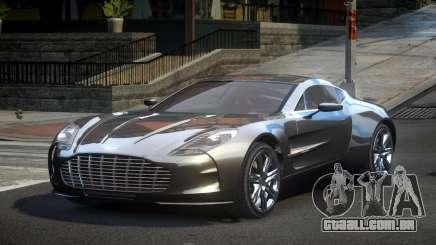 Aston Martin One-77 Qz para GTA 4