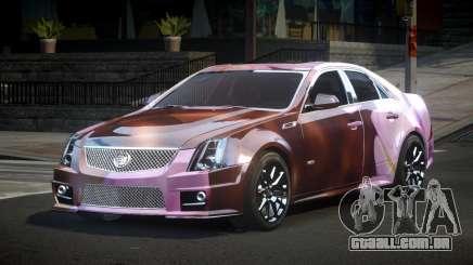 Cadillac CTS-V Qz S8 para GTA 4