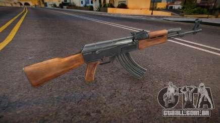 New AK-47 (good model) para GTA San Andreas
