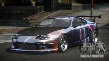 Toyota Supra GS-I PJ3 para GTA 4