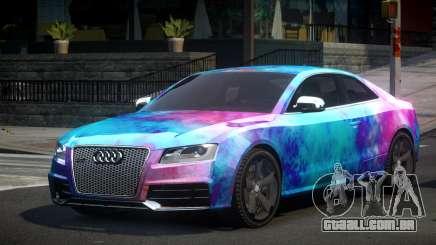 Audi RS5 GS S9 para GTA 4