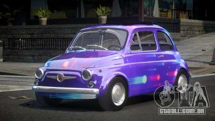 Fiat Abarth PS-U S1 para GTA 4