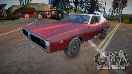 Dodge Charger Super Bee (good model) para GTA San Andreas