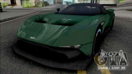 Aston Martin Vulcan 2016 (Real Racing 3) para GTA San Andreas