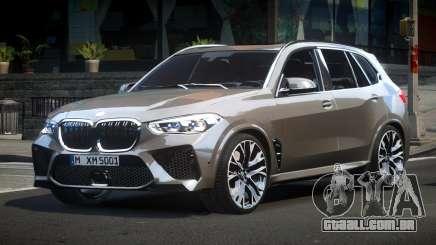 BMW X5 COMPETITION 2021 para GTA 4