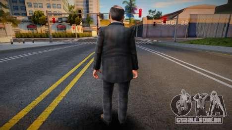 Dead Or Alive 5 - Train Man 1 para GTA San Andreas