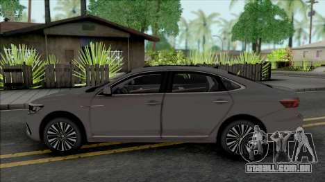 Volkswagen Passat 380 TSI 2021 para GTA San Andreas