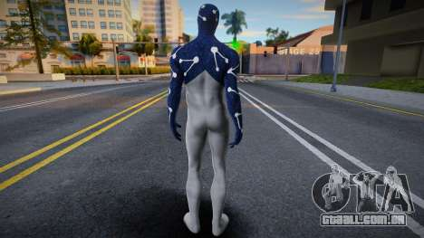Spidey Cosmic Suit para GTA San Andreas