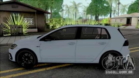Volkswagen Golf 7.5 R-Line para GTA San Andreas