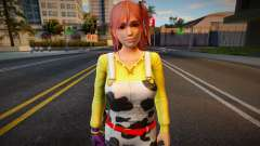 Dead Or Alive 5: Last Round (without Glasses) para GTA San Andreas