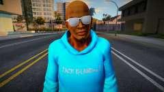 Dead Or Alive 5: Ultimate - Zack 5 para GTA San Andreas
