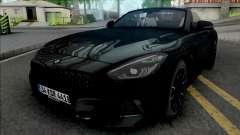 BMW Z4 M40i Sen Cal Kapımı