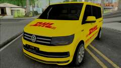 Volkswagen Transporter T6 DHL