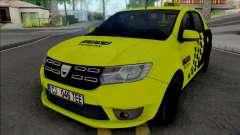 Dacia Logan 2020 Taxi