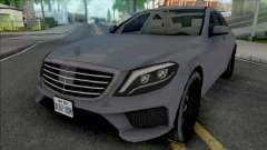 Mercedes-Benz S63 AMG 2014 Japan SA Style para GTA San Andreas