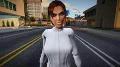 Lara Croft Fashion para GTA San Andreas